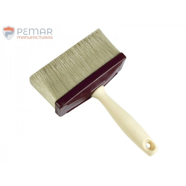 RECTANGULAR BRUSH FOR WALLPAPER BRISTLE