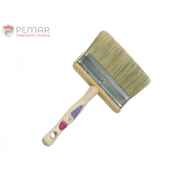 CANARIAN BLOCK PAINT BRUSH BRISTLE