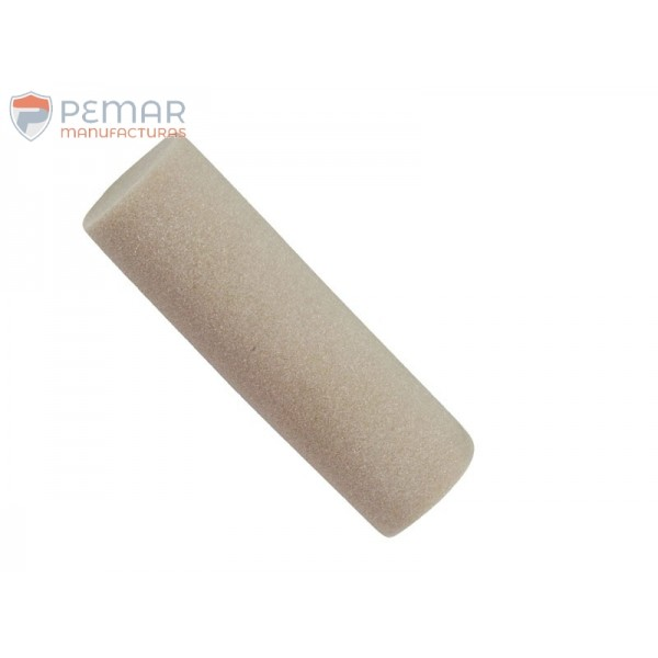MINI ROLLER FOAM PORE 0 BROWN